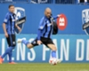 Di Vaio scores twice in Impact draw
