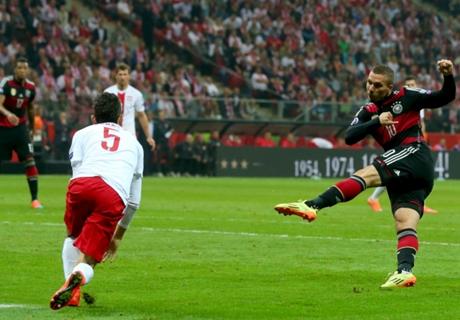 Podolski: Kami Tidak Efisien