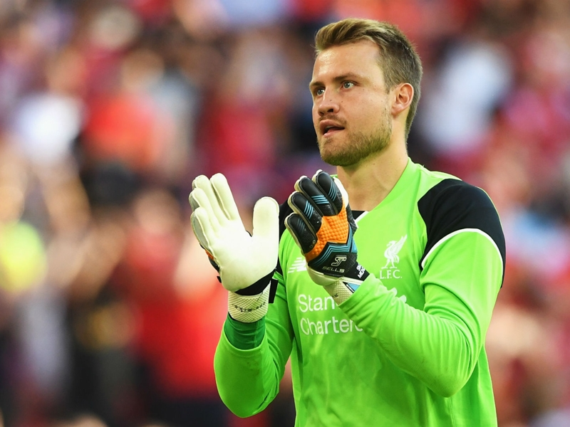 Mignolet concedes he is 'fighting Ter Stegen, Hart and Casillas' for Liverpool future