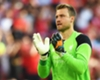 Mignolet 'fighting Hart and Casillas'