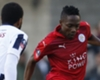 EXTRA TIME: Leicester City's Ahmed Musa celebrates son's birthday