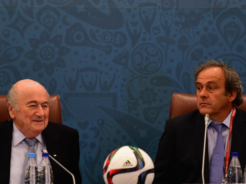 'He tried to save his own skin' – Platini rips selfish Blatter