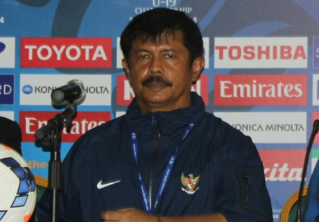 Indra Sjafri Bantah Latih Persela Lamongan