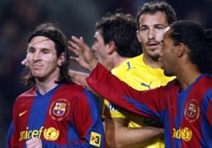 1 - 31 de enero de 2008 | Liga BBVA | Barcelona 1-0 Villarreal