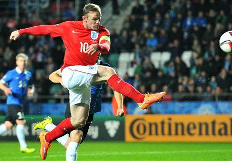 Eliminatoria Euro '16: Estonia 0-1 Inglaterra