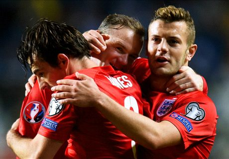 Player Ratings: Estonia 0-1 England