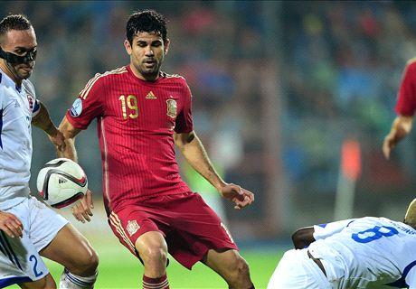 D.Costa se autoinculpó tras el Mundial