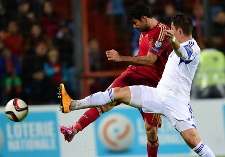 Match Report: Luxembourg 0-4 Spain