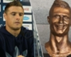 Racing defender Pillud mocked for resemblance to bizarre Ronaldo bust
