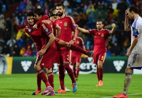 España cae al décimo puesto FIFA