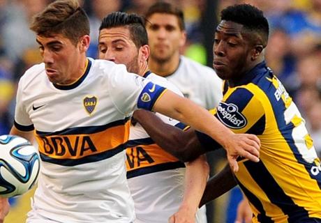 Argentina: Boca 2-1 Rosario Central