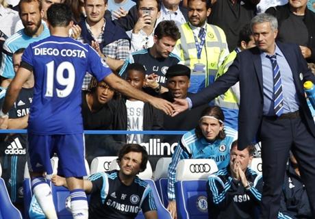 Mourinho 'hurt' by Costa treatment