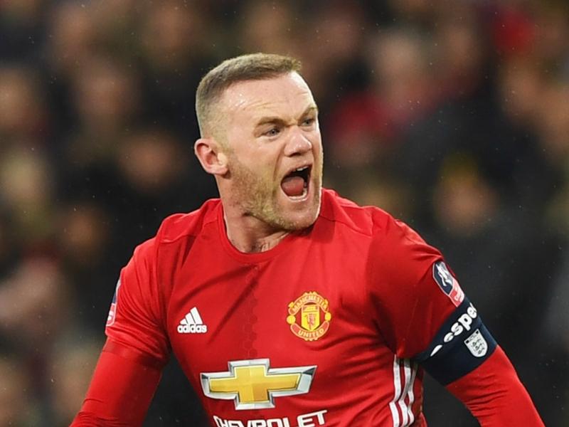 TEAM NEWS: Rooney returns to Man Utd XI, Rashford dropped