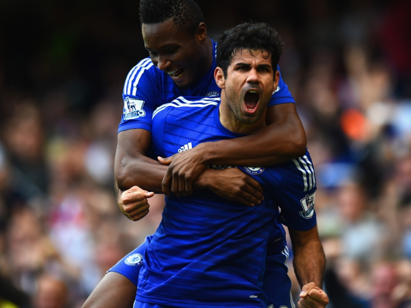 chelsea diego costa douteux contre crystal palace