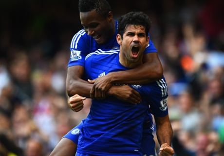 Diego Costa released from hospital