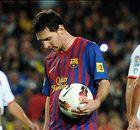 In Beeld: Lionel Messi's gemiste strafschoppen