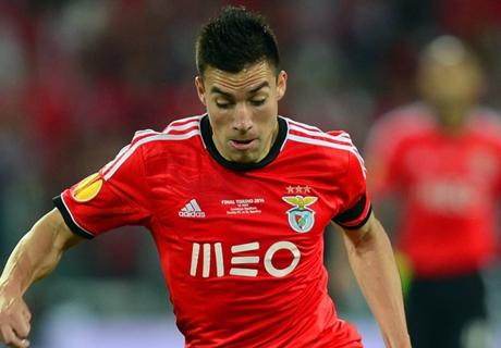 Benfica, Gaitan prolonge jusqu'en 2018 (off.)