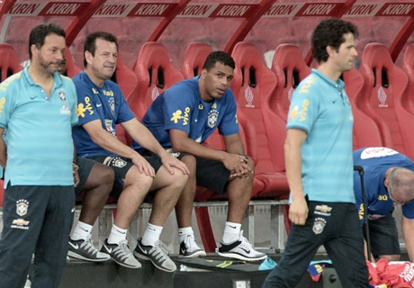 Dunga to experiment against Japan