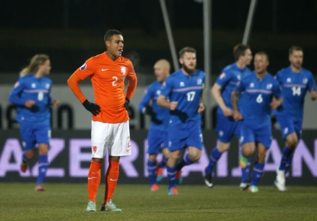 Iceland 2-0 Netherlands: Big upset