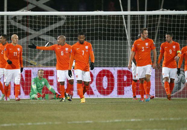 Islande 2-0 Pays-Bas :  les Pays-Bas chutent en Islande