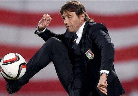 Conte: Italy not clinical enough