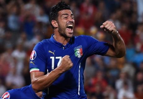 Résumé du match Malte - Italie (0-1)