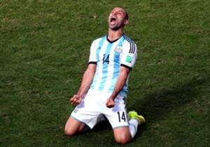 Javier Macherano-Argentina