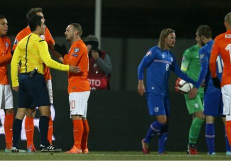 Qual. Euro 2016 - Olanda ko in Islanda