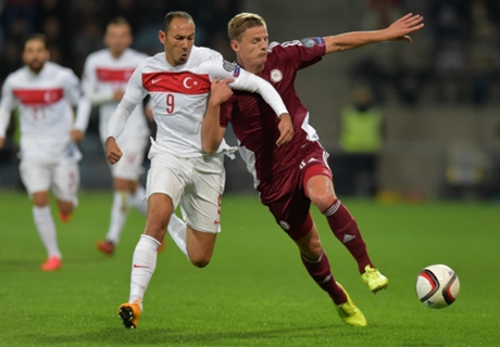 Match Report: Latvia 1-1 Turkey