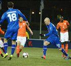 Eliminatorias: Holanda 0-2 Islandia