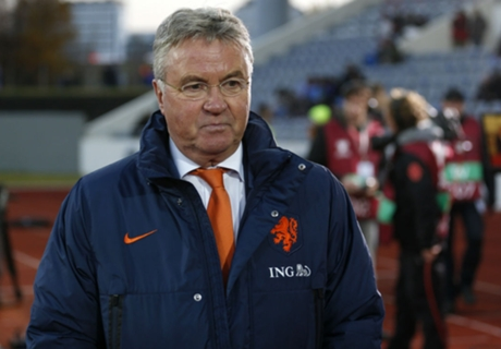 Pays-Bas, Hiddink le