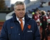 Hiddink to remain Netherlands boss