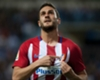 Koke pens bumper Atletico Madrid extension