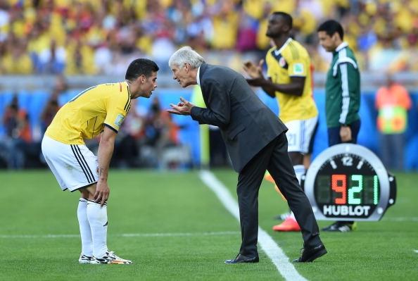 José Pakerman - Selección Colombia
