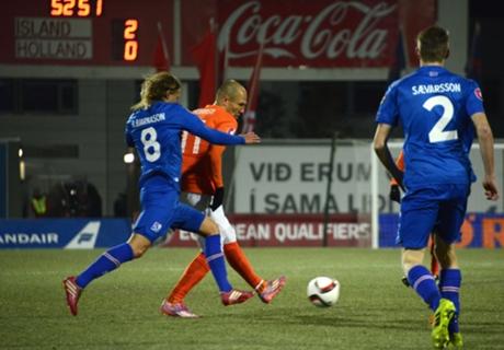 Islande, Sigurdsson parle de résultat fantastique