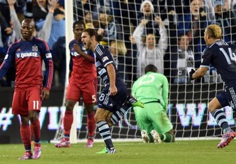 MLS TOTW: SKC well represented