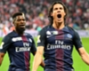 Cavani helps PSG make history