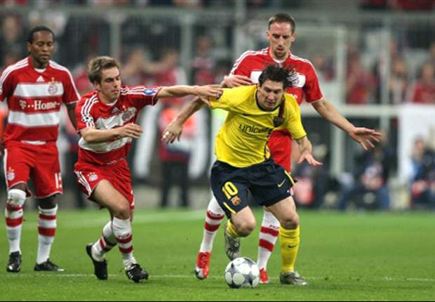 Player Ratings: Bayern Munich 1-1 Barcelona (1-5 agg)