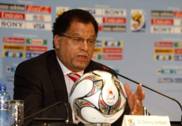 World Cup 2010: Danny Jordaan Frustrated With Double Standards