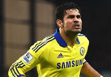 Mourinho's Costa row continues