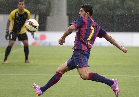El Barcelona piensa en la vuelta de Suárez