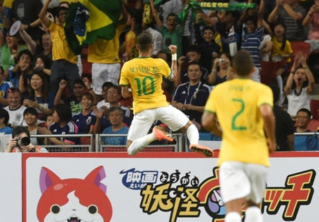 Player Ratings: Japan 0-4 Brazil