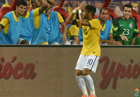 Neymar: Four-goal haul is unbelievable