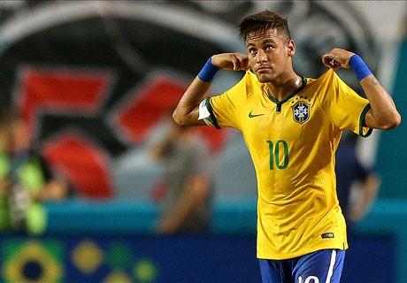 Sonhando com Neymar