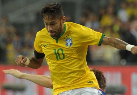 Watch Neymar smash 4 goals past Japan