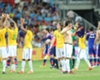Five talking points from Japan v Brazil