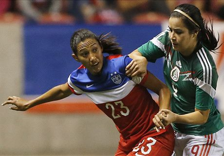 Press looks to lead USWNT