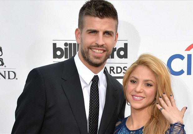 Gerard Pique & Shakira become parents for the second time