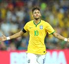 Four-goal Neymar stands alongside Brazilian legends