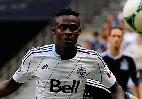 Koffie in contention for San Jose